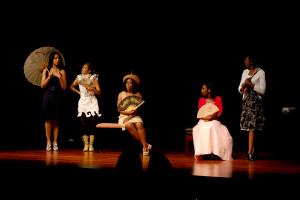 169 Still - Harlem Today - All 5 Actresses